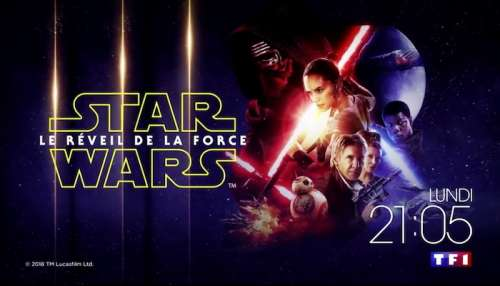 Audiences prime 23 décembre 2019 : « Star Wars 7 » leader devant « La Reine des Neiges »