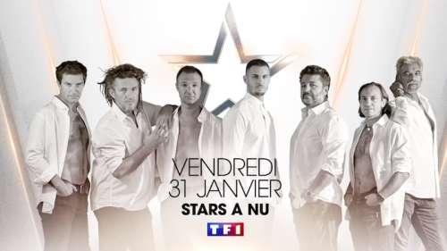 Audiences TV prime 31 janvier 2020 : « Stars à nu » leader devant  « NCIS »