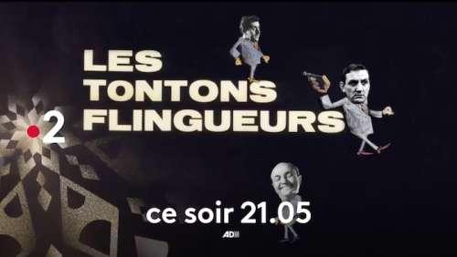 Audiences prime 5 janvier 2020 :  « Les Tontons flingueurs » largement en tête