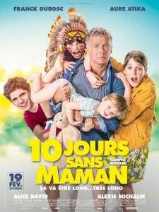 Box-office France 19-25 février : « Sonic » leader devant « 10 jours sans maman »