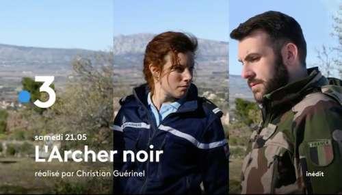 « L'archer noir » avec  Laurent Ournac  et Hélène Degy, ce soir sur France 3 (vidéo)