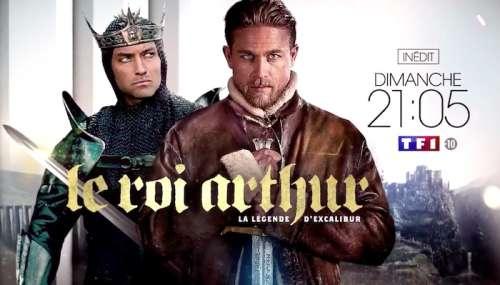 Audiences TV prime 9 février : « Le Roi Arthur » leader (TF1) devant « Interstellar » (France 2)