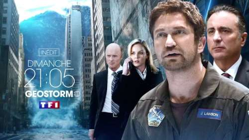 Audiences télé prime 1er mars 2020 : « Geostorm » leader (TF1) devant « Jalouse » (France 2)
