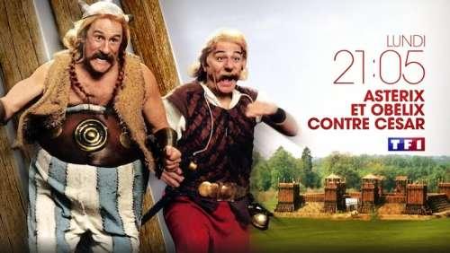 Audiences TV prime 27 avril : carton pour « Asterix et Obelix » sur TF1, W9 en forme avec  « Twilight – Chapitre 2 »