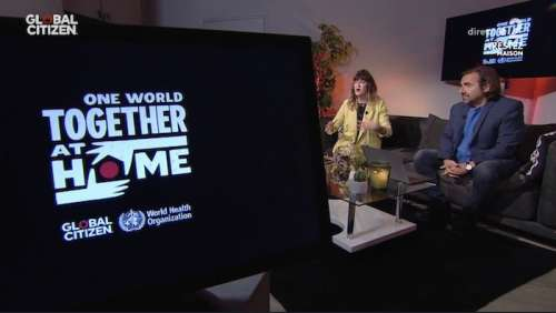 « One World Together at Home » : voir ou revoir le concert de Lady Gaga (VIDEO)