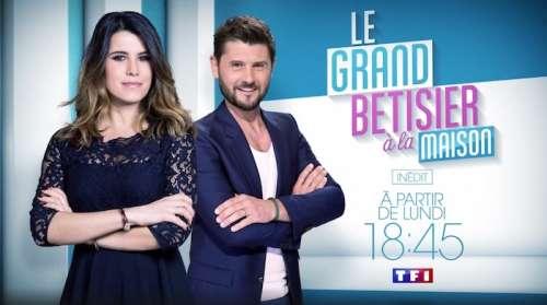 « Le grand bêtisier à la maison » dès ce soir sur TF1 à la place de « Sept à huit »