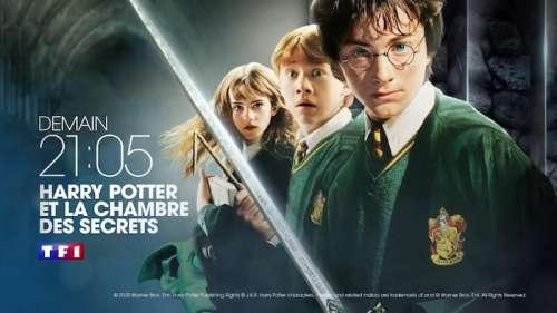 « Harry Potter et la chambre des secrets » : ce soir sur TF1 (vidéo)