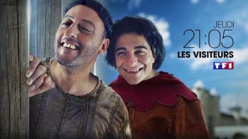 « Les Visiteurs » ce soir sur TF1 : 3 infos sur ce film culte ! (vidéo)