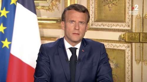 Confinement prolongé jusqu'au 11 mai : revoir l'allocution d'Emmanuel Macron (VIDEO)