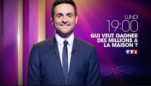 « Qui veut gagner des millions à la maison » dès ce soir sur TF1 en access