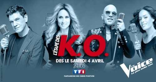 « The Voice » du 18 avril : une belle surprise pour Lara Fabian dans la suite des K.O (vidéo)