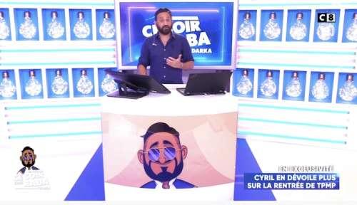 Touche pas à mon poste : l'émission de Cyril Hanouna renouvelée pour plusieurs saisons