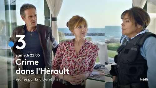 « Crime dans l'Hérault » : histoire et interprètes du téléfilm de France 3 ce soir (samedi 19 juin 2021)