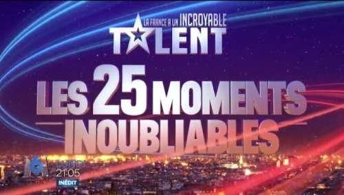 Les 25 moments inoubliables de « La France a un incroyable talent » ce soir sur M6 à la place de…
