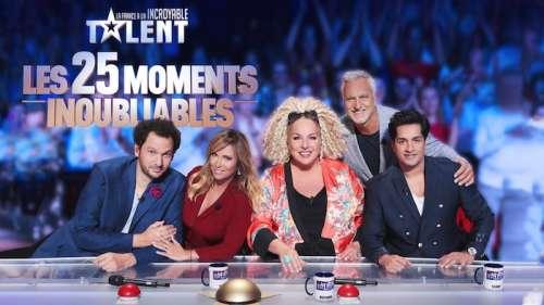 « La France a un incroyable talent »  : les 25 moments inoubliables