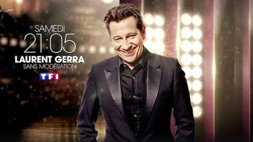 Laurent Gerra : son spectacle « Sans modération » diffusé ce soir sur TF1 (vidéo)