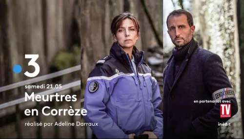 « Meurtres en Corrèze » avec Arié Elmaleh et Carole Bianic : ce soir sur France 3 (vidéo)