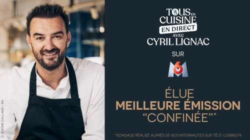 « Tous en cuisine » en direct avec Cyril Lignac : menu et recettes pour la semaine du lundi 24 au vendredi 28 août 2020