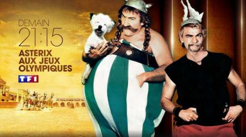 «Asterix aux Jeux olympiques» : 5 choses à savoir sur le film de TF1 ce dimanche soir