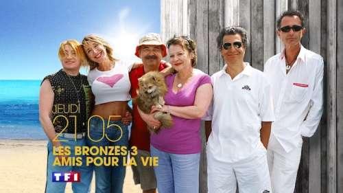 Audiences TV prime 11 juin : « Les Bronzés 3 » leader devant « Cassandre »,  « This Is Us » toujours à la peine