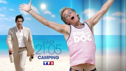 Audiences TV prime 8 juin : « Camping » leader sans surprise devant « Major Crimes»