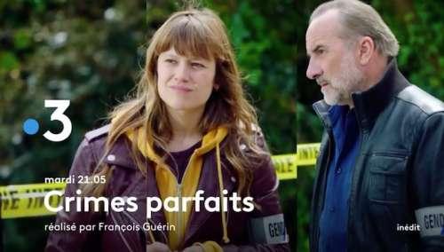 « Crimes parfaits » du 30 juin 2020 : deux épisodes inédits ce soir sur France 3 avec un nouveau duo d'enquêteurs