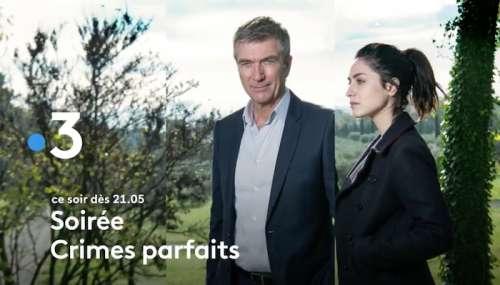 « Crimes parfaits » du 23 juin 2020 : 4 épisodes à la suite ce soir sur France 3