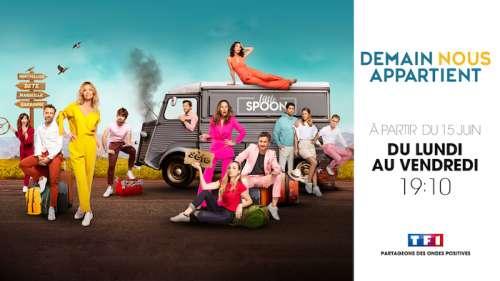 Après « Demain nous appartient » découvrez « Ici tout commence », le nouveau feuilleton quotidien de TF1