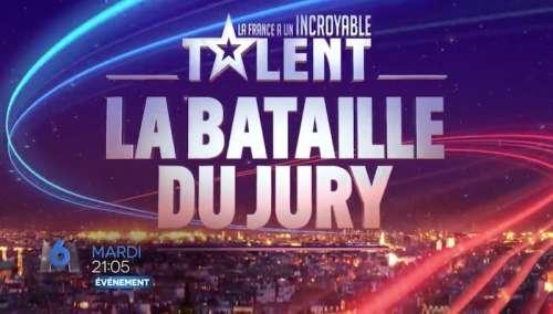 Ce soir sur M6, «La France a un incroyable talent : la bataille du jury» (VIDEO)