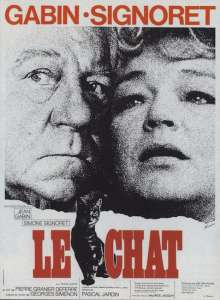 « Le chat » avec Jean Gabin et Simone Signoret : cet après-midi sur France 3