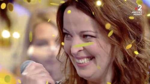 « N'oubliez pas les paroles » du 16 juin : Sonia éliminée, Fanny nouvelle maestro !
