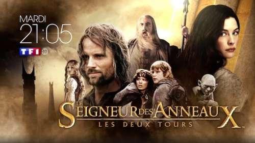 « Le seigneur des anneaux : les deux tours » : ce soir sur TF1 (VIDEO)