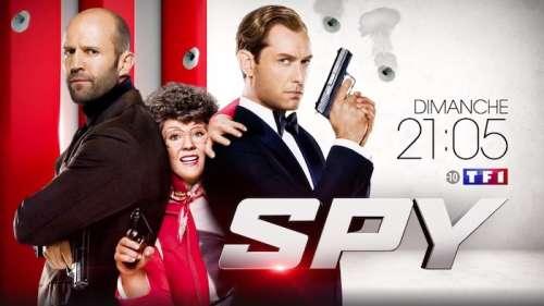 Audiences TV prime 21 juin : « Spy » (TF1) leader devant « Lolo » (France 2)