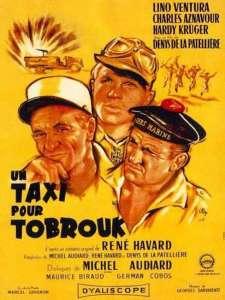« Un taxi pour Tobrouk » avec Lino Ventura et Charles Aznavour : aujourd'hui sur France 3