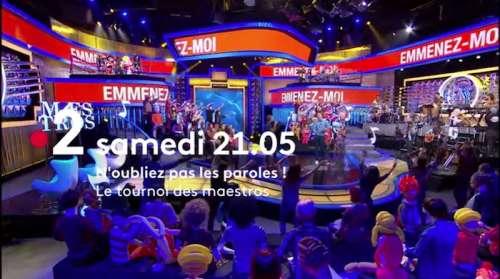 Finale du tournoi des maestros de «N'oubliez pas les paroles», ce soir sur France 2