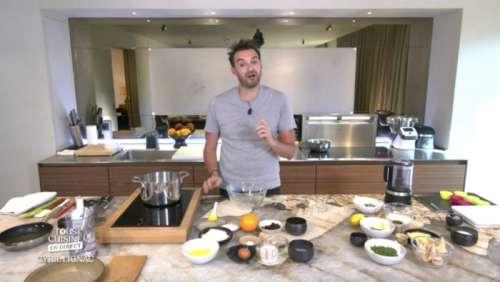 « Tous en cuisine en direct avec Cyril Lignac » du mercredi 26 août 2020 : ingrédients et ustensiles pour les recettes de ce soir avec Alizée comme invitée !
