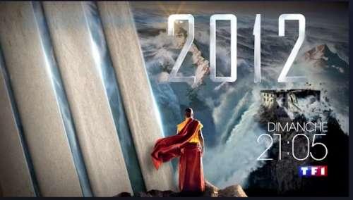 Audiences TV prime dimanche 5 juillet : « 2012 » en tête (TF1) devant  « Hudson & Rex » (France 3)