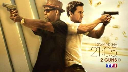 Audiences TV prime 12 juillet : « 2 GUNS » leader (TF1) devant « Hudson & Rex »  (France 3)