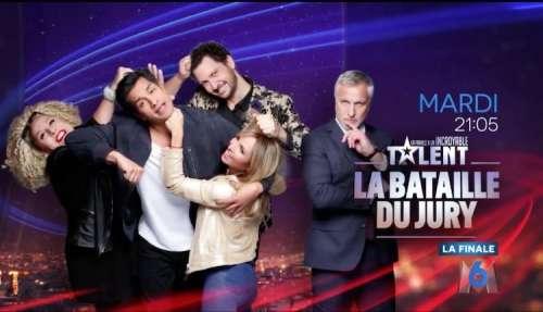 « La France a un incroyable talent » : le gagnant de la finale de « La bataille du jury » est…