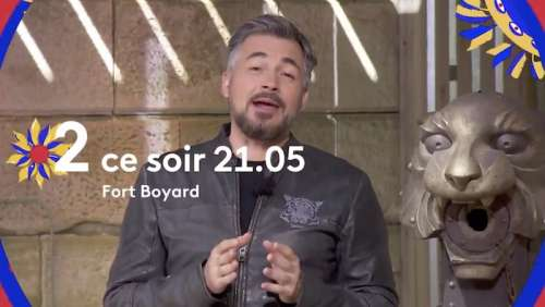 « Fort Boyard » vidéo replay : passage au SPA pour Vincent Blier ce samedi 14 août 2021 !