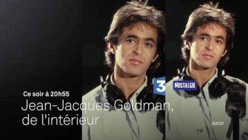 Jean-Jacques Goldman, de l'intérieur : ce soir sur France 3