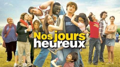 « Nos jours heureux » avec Jean-Paul ROUVE et Omar SY : l'histoire du film de M6 ce soir (lundi 12 juillet 2021)