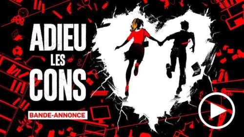 Découvrez la bande-annonce du film « Adieu les cons » d'Albert Dupontel, le 21 octobre au cinéma.
