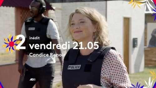 « Candice Renoir » du 18 septembre : ce soir, partie 2 de l'épisode «Il n'y a pas de grenouille qui ne trouve son crapaud»