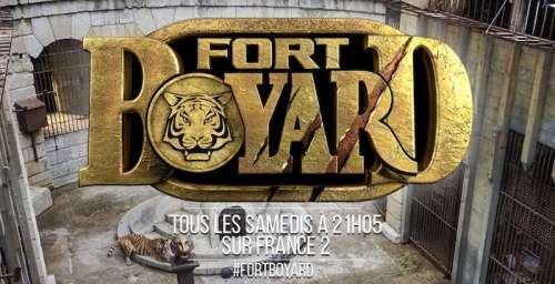 « Fort Boyard » du 31 juillet 2021 : ce soir sur France 2 l'équipe de Sébastien Chabal