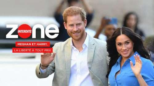 Meghan et Harry au sommaire de « Zone Interdite » ce soir, mercredi 19 août 2020