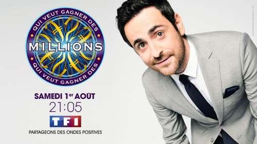 « Qui veut gagner des millions ? » du 1er Août 2020 : les invités de Camille Combal ce soir sur TF1