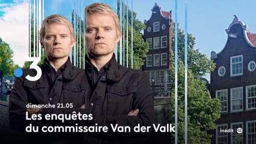 « Les enquêtes du commissaire Van der Valk » du 30 Août 2020 : une nouvelle enquête inédite ce soir sur France 3
