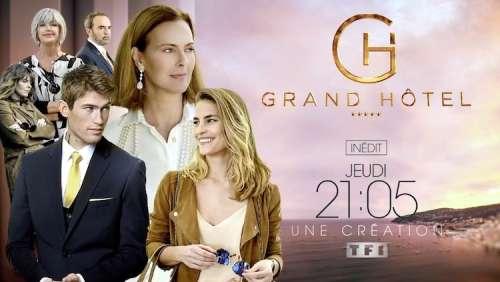 Audiences TV prime 17 septembre :  « Grand Hôtel » en tête (TF1), « 9-1-1 » leader sur cibles (M6)