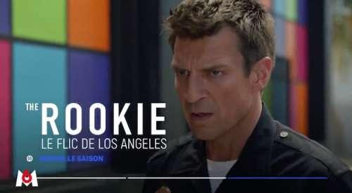 « The Rookie : le flic de Los Angeles » du 10 octobre 2020 : 2 épisodes inédits au programme ce soir sur M6 (saison 2)